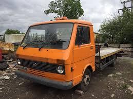 vw truck vw lt40 breakdown recovery truck classic classic ramps winch