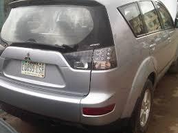 2000 Mitsubishi Outlander Mitsubishi Outlander 2007 Model Naija Used For Sale Autos Nigeria