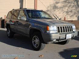 1998 jeep grand cherokee limited 4x4 in char gold satin glow