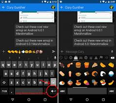 keyboard emojis for android how to use emoji on android