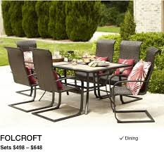 Patio Furniture Dining Set Shop Patio Furniture Dining Collections At Lowe S