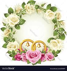 flower frame royalty free vector image vectorstock