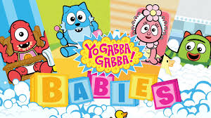 yo gabba gabba babies app for kids youtube