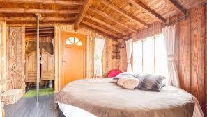 chambre hote oise cabanes perchées ou sur pilotis oise