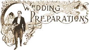 wedding preparation for wedding the wedding preparations and attire