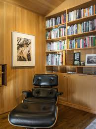 surprising design home library ideas features built in brown small
