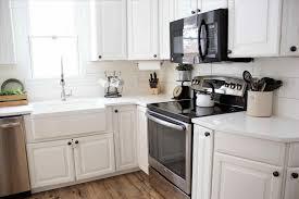 countertops u0026 backsplash kitchen white quartz countertops stain