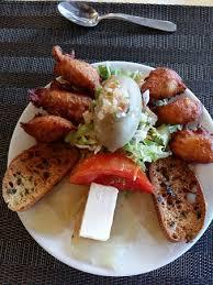 la cuisine du jardin accras picture of restaurant du jardin botanique guadeloupe