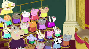 superman peppa pig and other peppa pig series 4 episode 25 mr potato u0027s christmas show video