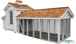 Chicken Coop Kit Pre Built Chicken Coops Prefab Chicken House Horizon Structures