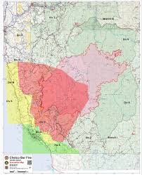 Wild Fires In Oregon Update by Southwest Oregon Joint Information Center 8 30 17 Chetco Bar Fire