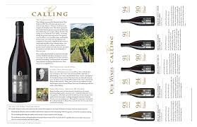 the calling sell sheets deutsch family wine u0026 spiritsdeutsch