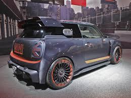 auto show de frankfurt 2017 mini john cooper works gp concept
