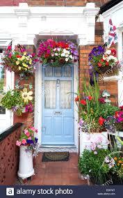 front doors 29 pretty front door flower pots that will add