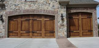 Hamon Overhead Door Wooden Garage Doors By Carriage House Door Company