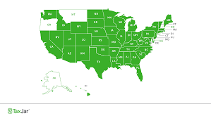 Zip Code Map Az by Sales Tax By State Which States Don U0027t Have Local Sales Tax Rates
