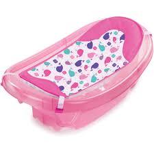 summer infant sparkle n splash newborn to toddler bath tub