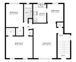 basic home floor plans inspiring house design 4 rooms design and planning of houses easy