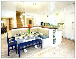 kitchen island with built in table kitchen island bench with table traditional kitchen with l shaped