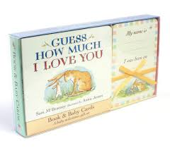 guess how much i you baby milestone moments board book and