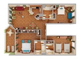 3d floor plans las casitas village