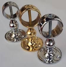Mopstick Handrail Brackets Chrome Brass Banister Brackets Http Www Ropeandsplice Co Uk