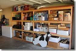 garage shelf ideas tips for selecting free standing wall or