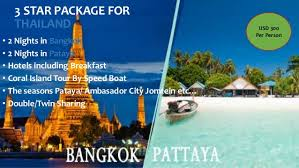 new year packages thailand