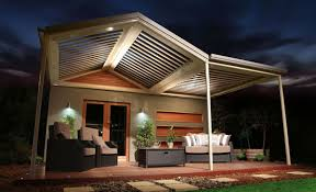 Patio Lighting Perth Sunroof Patio Perth Patio Louvre Roof System Perth Wa