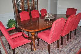 Red Parsons Chairs Carrington Court In Your Home Customer Photos