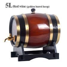 wine sets aliexpress buy 5loak barrel wine barrel bladder bar