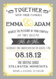 what to put on a wedding invitation best 25 formal invitation wording ideas on wedding