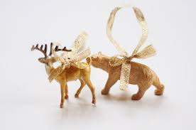 Diy Christmas Reindeer Decorations by Diy Plastic Animal Decorations How To Make A Christmas