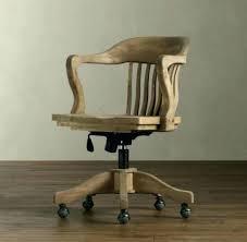 fauteuil de bureau en bois pivotant chaise bureau bois chaise bureau pivotante fauteuil de bureau ancien