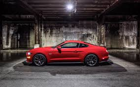 ford mustang gti 2018 ford mustang gt levels up with performance pack level 2