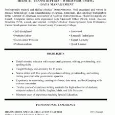 skill examples for resumes sample key skills resume and abilities