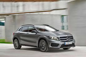 mercedes gla class 2015 mercedes gla class review automobile magazine