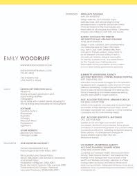 Sports Marketing Resume Examples by Account Planner Resume Examples Virtren Com