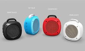 divoom airbeat 10 bluetooth portable speaker blue amazon co uk