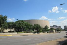 Frank Erwin Center Map University Of Texas Planning On Campus Replacement For Frank Erwin