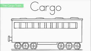 top 20 free printable train coloring pages youtube