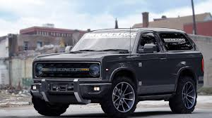 bronco prototype ford bronco all years and modifications with reviews msrp