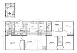 view model 28645a floor plan for a 1707 sq ft palm harbor
