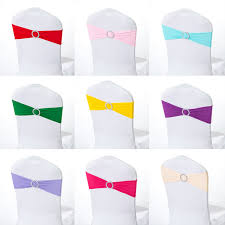 chair cover sashes online shop free shipping 100pcs spandex chair cover sashes