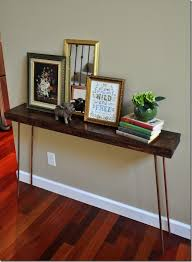 Diy Console Table Diy Console Table Reveal U2014 Decor And The Dog