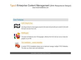 responsive design typo3 typo3 indien responsive typo3 cms development india typo3 extension