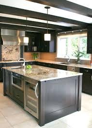 kitchen island with refrigerator kitchen island wine fridge medium size of wine refrigerator