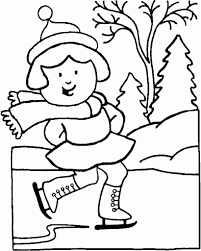 winter wonderland coloring pages cool coloring pages and
