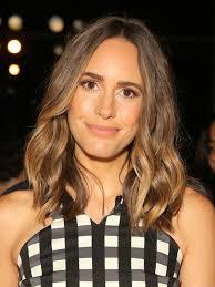 hair cut 2015 spring fashion louise roe in marissa webb front row mercedes benz fashion