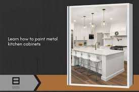how to restore metal cabinets how to restore or upgrade your metal kitchen cabinets at